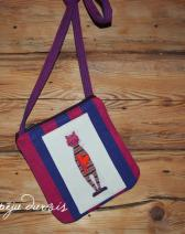 small bag cross-stitch